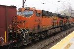 BNSF 6544 on K142
